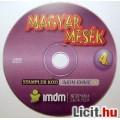 Magyar Mesék 4 CD-ROM Jogtiszta Használt (Kód nélkül) 2db képpel :)