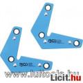 Eladó Mágneses szögbeállító készlet L-alakú BGS-9684