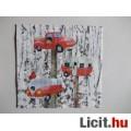 Eladó szalvéta - bíbormadár