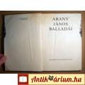Arany János Balladái (1982) viseltes !!