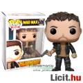 Eladó 10cmes Funko POP Mad Max Tom Hardy figura - POP 509 Mad Max / Rockatansky Fury Road nagyfejű karikat
