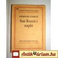 San Remó-i Napló (Németh László) 1981 (5kép+Tartalom :)