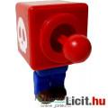 Eladó KNex Nintendo Super Mario figura - Cannon Mario minifigura 4-5-es mozgatható, kompatibilis figura, S