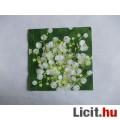szalvéta - gyöngyvirág