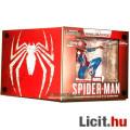 Eladó 18-25cmes GamerVerse PS4 Spider-Man / Pókember PVC szobor figura Marvel Bosszúállók / Avengers - Dia