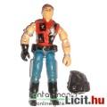 Eladó GI Joe / G.I. Joe figura Mercer V1 1987 saját hátizsákkal Slaughters Marauders, törött ágyékpöcökkel