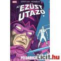 új Marvel Ezüst Utazó / Silver Surfer Párbeszéd képregény kötet, 80 oldal, Stan Lee - Moebius, Benne