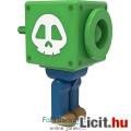 Eladó KNex Nintendo Super Mario figura - Cannon Luigi minifigura 4-5-es mozgatható, kompatibilis figura, S
