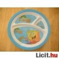 Spongya Bob kockanadrág osztott lapos tányér