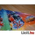 Power Rangers sárkány sárkányeregetéshez 61 cm x 128 cm