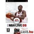 Eladó PSP játék:  NBA Live 09, eredeti tokjában, füzettel együtt.