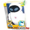 Eladó 30 cm-es Disney Wall-E figura - EVA / EVE plüss interaktív játék - Cuddle n\' Glow Walle baba