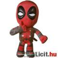 Eladó Marvel Deadpool 32cm-es plüss játék figura Thumbs Up beállás - vicces / cuki nagyfejű designos nagym