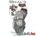 Halo Drop Pod - ezüstszürke ODST Spartan figura fegyverrel