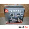 Eladó PC  MÉDIA KIT.+ Univerzális,Tanítható  Távirányító