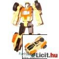 Eladó 8cm-es Transformers G1 stílusú Yeallow Beachcomber / Sandstorm figura - átalakítható autó robot figu