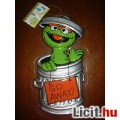 Eladó Sesame Street meséből Elmo barátja Kukaszörny falidísz - 32 cm