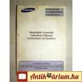 Eladó Samsung TV Használati Útmutató (1999) (3képpel :) típusok a leírásban