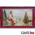 Eladó Jézus az olajfák hegyén, olajfestmény szignóval
