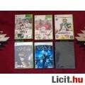 Eladó XBOX 360 játékok 6db
