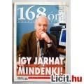Eladó 168 Óra 2002/3.szám (Politikai Hetilap Tartalomjegyzékkel :)