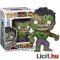 Eladó 10cmes Funko POP 659 Marvel Zombies / Zombik Hulk figura - nagyfejű Képregény / Szuperhős karikatúra