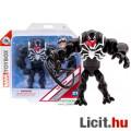 Eladó 15cm-es Marvel - Pókember ellenség - Venom figura - fekete megjelenés ráadható csápokkal és mozgatha