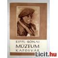 Eladó Rippl-Rónai Múzeum Kaposvár (1950-es évek) 4képpel :)
