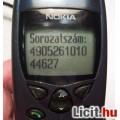 Nokia 6110 (Ver.23) 1998 Rendben Működik 30-as (12képpel)