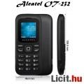 Eladó Alcatel OneTouch 232 fekete, Vodafone Mobiltelefon, alig használt álla