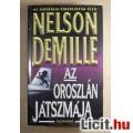 Az Oroszlán Játszmája (Nelson DeMille) 2001 (3kép+Tartalom :) Akció