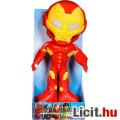 Eladó 25cmes Bosszúállók plüss - Iron Man / Vasember plüss játék nagyfejű cuki Vasemberke designnal - Aven
