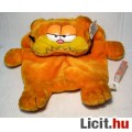 Garfield Plüss Gyerek Hátizsák (Sandy) kb.1997 (koszos!!) 5képpel