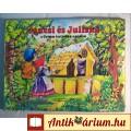 Eladó Jancsi és Juliska (1987) gyermek lapozó kinyílós képekkel (6képpel)