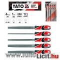 Eladó YATO Reszelő klt. 5r. 250mm durva (YT-6238)