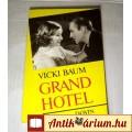Grand Hotel (Vicki Baum) 1990 (5kép+Tartalom :) Szépirodalom