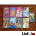 Eladó 9db VHS Disney mese kazetta