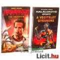 Eladó xx Használt könyv - 2db Terminator - Orgyilkos Mark F.Wilson, 2029 Végítélet Gyermekei Ricardo Crosa