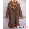 Eladó * Retro írhabunda/kabát M-es