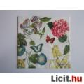 Eladó szalvéta - virágok