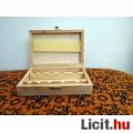 Eladó Fenyőfa tároló doboz