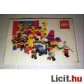 LEGO Katalógus 1981 3-nyelvű (110785/110885-OS) 8képpel :)