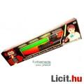 Eladó Star Wars Kard 90cm-es Qui-Gon Jinn Jedi elektromos nyitható-csukható fénykard nyitott dobozban