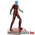 Eladó Avengers / Marvel Bosszúállók figura - 8-9cm Nebula Thanos lánya mini szobor Marvel figura talppal -