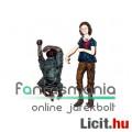 Eladó Walking Dead 5cm-es Sophia kislány zombi / zombie figura - McFarlane Zombi Horror TV sorozat minifig