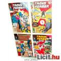 Eladó Magyar képregény - Trans Former / Transformers 16, 17, 18, 19. szám teljes szett - magyar nyelvű Sem