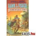 Eladó Simon R. Green: Hawk and Fisher - A korcsfajzat átka