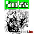 Eladó Kockás fekete fehér Képregény Újság 2021/04 18. szám, klasszikus francia / belga képregényekkel magy