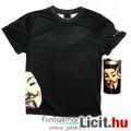 Eladó eredeti V is for Vendetta póló - felnőtt S méret - fém díszdobozban, V mint Vérbosszú Guy Flawkes ma