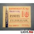 BKV Havibérlet (T.,Ny.) 2000 Február (Gyűjteménybe) (2képpel :)